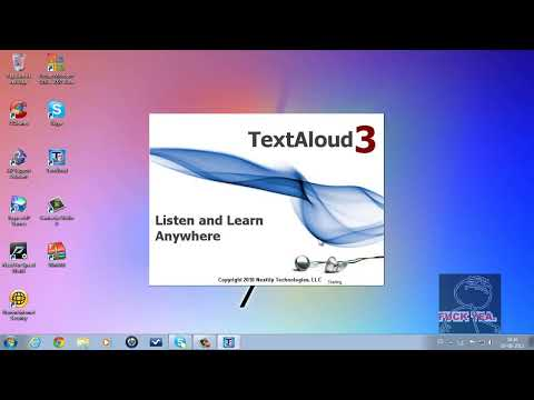 Como descargar Textaload 2012 | (ULTIMA VERSION) | Loquendo | HD