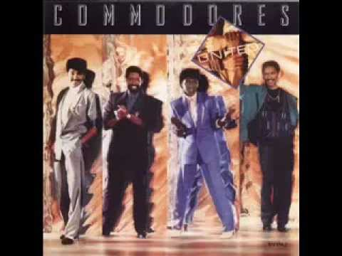 United In Love - The Commodores [Lyrics]