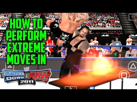 How to moves guide svr 2011 (part 1)