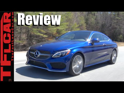 2017 Mercedes-Benz C-Class Coupe Review: Does Fewer Doors = More Sex Appeal?