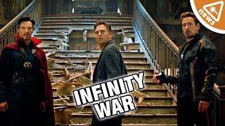 How Avengers Prelude Revealed Infinity War's Biggest Threat! (Nerdist News w/ Jessica Chobot)