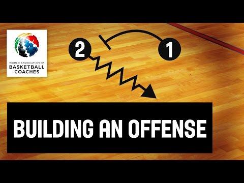 Basketball Coach Nenad Vucinic – Building An Offense