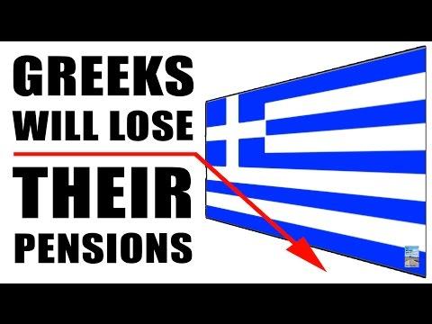 ALERT: Greek PENSION FUND Looted to Bailout German Banks!
