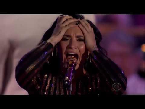 Demi Lovato  Purple Rain  Prince   Warning: VOCAL FIRE DANGER!!!