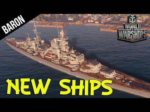 world of warships how to play hipper