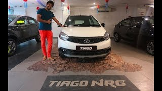 2018 NEW Tata Tiago NRG walk-around