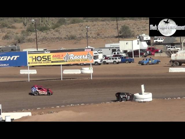 What Do You Think? From Canyon Speedway Park (Nov 4th 2012)