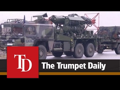 Calling on Germany - The Trumpet Daily