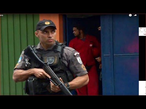 Brazil violence increases as economy falters