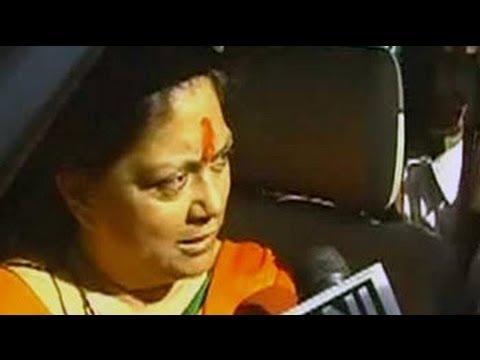 Narendra Modi a huge factor in landslide win: Vasundhara Raje