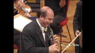 Carlo Romano with Mozart oboe concerto KV314