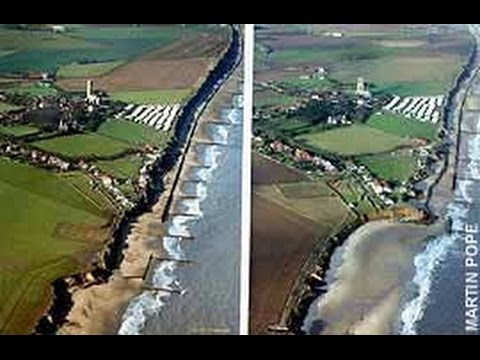 Happisburgh Coastal Erosion Norfolk