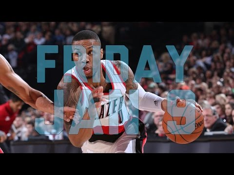 NBA Daily Show: Jan. 9 – The Starters
