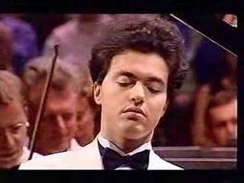 Kissin -Rachmaninov piano concerto n.2,  I. Moderato (part1)