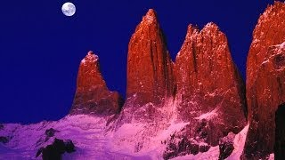 Nature's Nighttime World: Patagonian Mountains - Nature Documentary