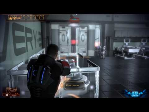 Mass Effect 2 PC Gameplay 1920X1080 Maxed Out Settings Win 7 HD