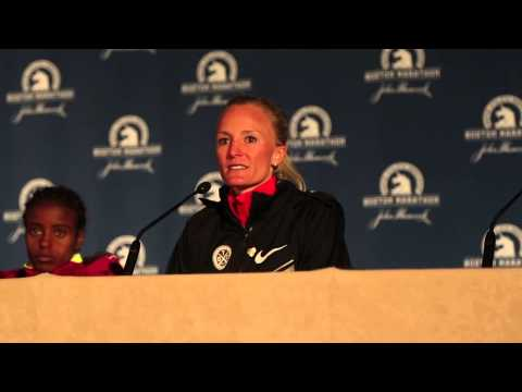 Shalane Flanagan: Boston Marathon 2014 Post-Race Interview