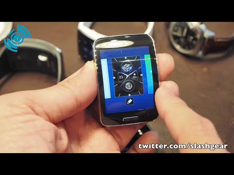 Galaxy Gear S hands on - IFA 2014