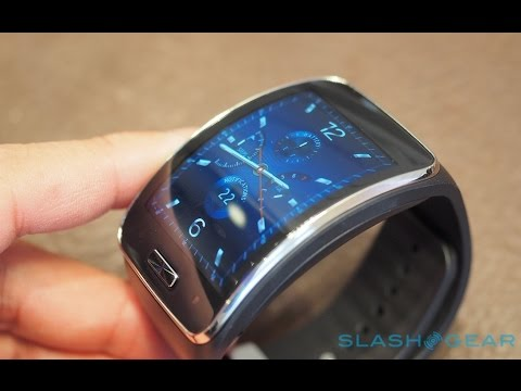 Galaxy Gear S hands on - IFA 2014