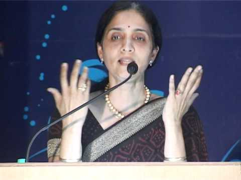 Leadership Lecture by Ms. Chitra Ramkrishna - #2/4