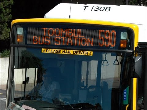 Route 590 - Garden City to Toombul