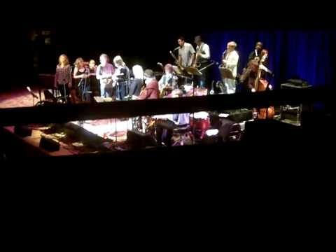 Levon Helm Ramble at Ryman 2010 with Buddy Miller