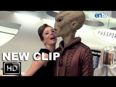 Men In Black 3 'Building A Better Alien' Clip [HD]: Rick Baker Explains The Aliens of MIB 3