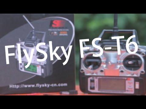 FlySky FS-T6 Radio Review
