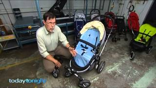 Today Tonight - Choice Prams
