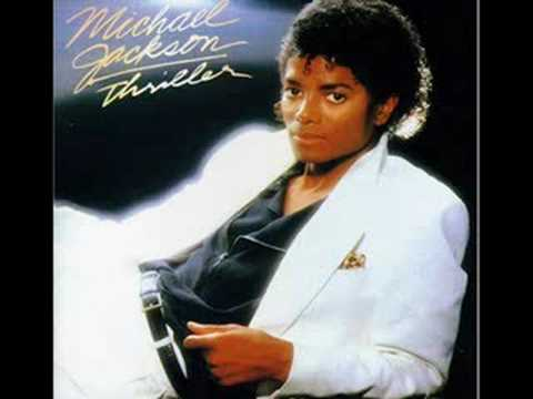 Michael Jackson - Thriller - Wanna Be Startin' Somethin'