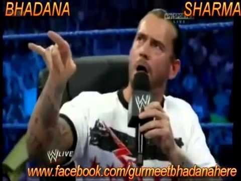 WWE FUNNY HARYANVI DUBBING BY BHADANA & SHARMA