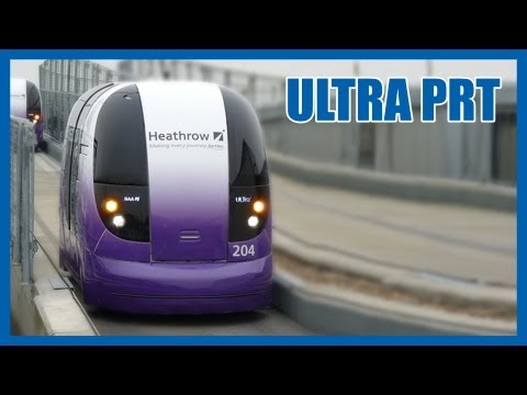 ULTra PRT | Fully Charged