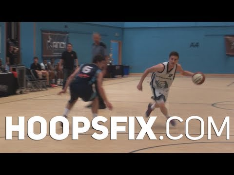 f**ure Stars 2013 Top 10 Plays - Elvisi Dusha Crosses & Hits the Clutch Basket & More!