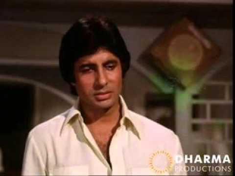 Mere Dost Kissa Yeh Kya Ho Gaya .. Amitabh Bachchan .. Dostana...