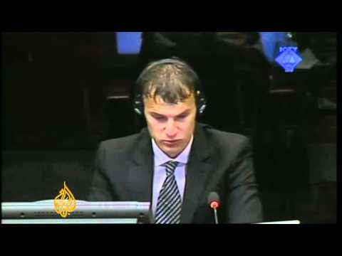 Ratko Mladic trial continues at ICC
