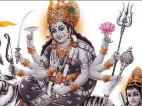 Durga Devi Sthuti