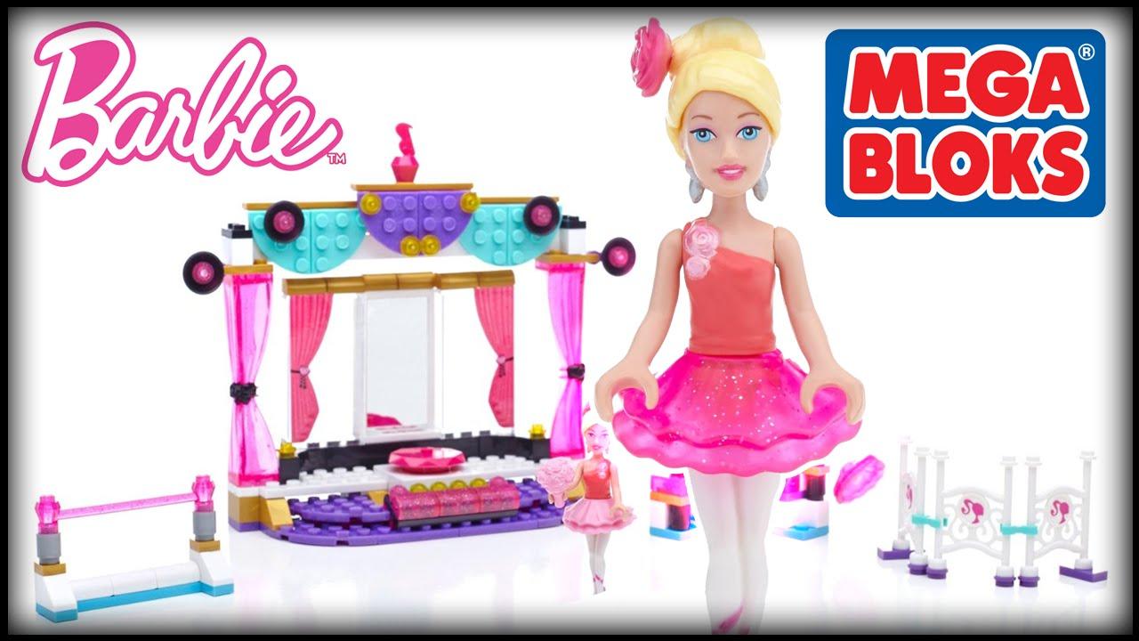 Barbie Mega Bloks Ballet