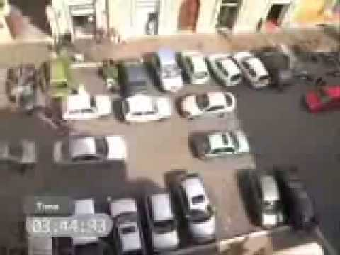 Funny car accidents / Lustige Autounfälle