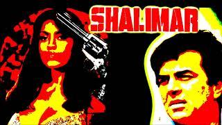Kishore Kumar - Shalimar (1978) - 'hum bewafa' (Parts 1 & 2 )
