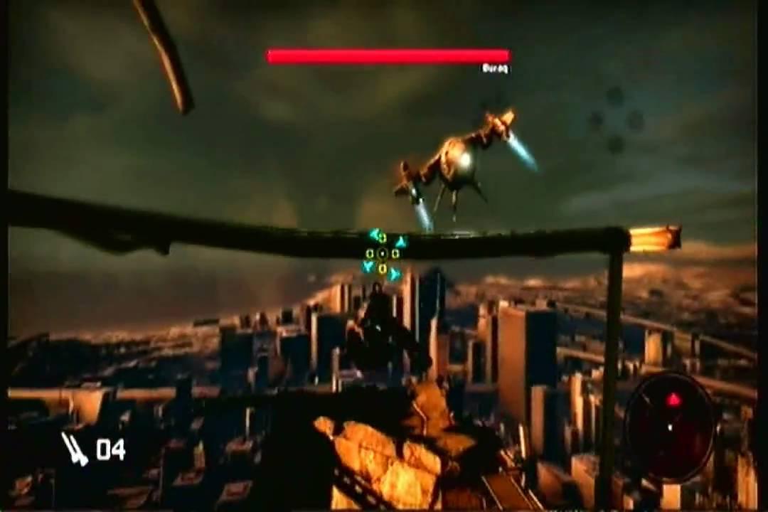 Bionic Commando Buraq