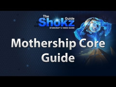 Heart of the Swarm Mothership Core Guide