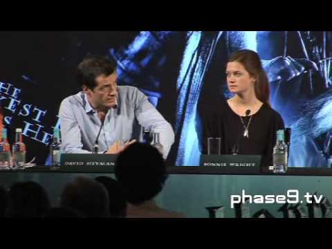 Harry Potter and the Half-Blood Prince - London Press Conference - Part 7 of 10