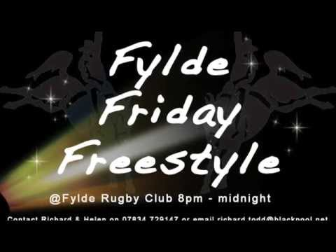 Fylde Friday Freestyles Summer Rodeo 2014 - Modern Jive Dance Night at Fylde Rugby Club