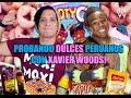 WWE: Xavier Woods probó chicha morada y esta fue su reacción - Noticias de dulce perú