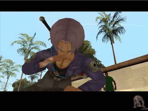 GTA SAN ANDREAS - TRUNKS INTRO