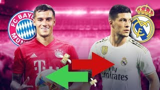 Coutinho to Bayern Munich, Jović ready to leave Real Madrid - Oh My Goal