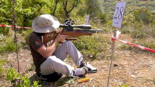 Field Target Portugal - Championship 2012 (Round 1)