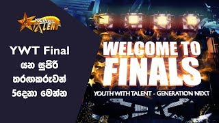 YWT Youth With Talent - Generation Next