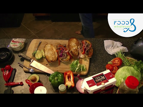TORTAS (Mexican Sub Sandwich)  - Food & Whatever (Season 2 | Episode 03)