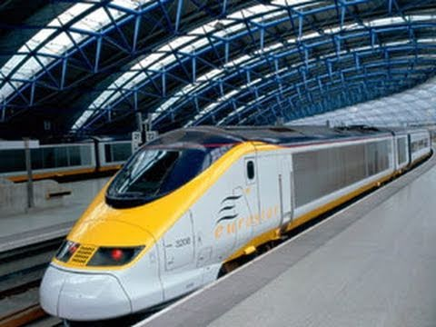 Eurostar London Paris